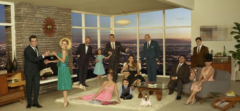 Modern Family season 7 cast