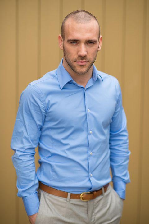 Jimmy Essex as Adam Donovan in Hollyoaks