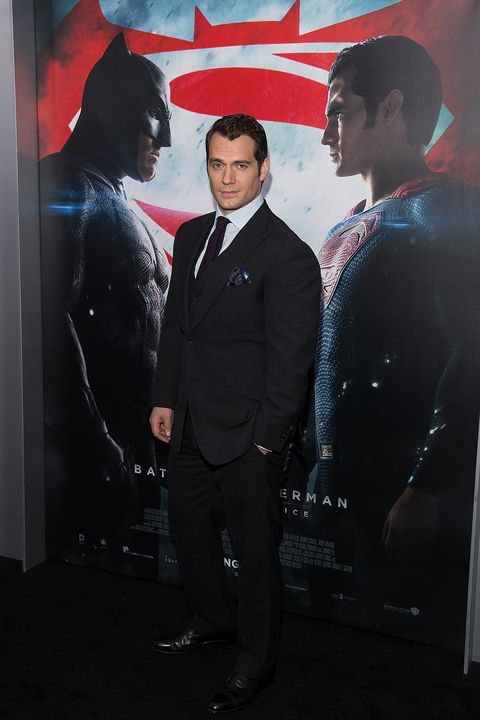 Henry Cavill will lead Netflix's The Witcher TV series