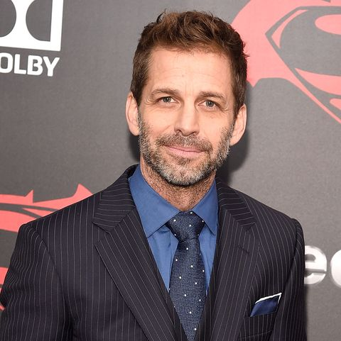 Zack Snyder at the Batman v Superman: Dawn of Justice premiere