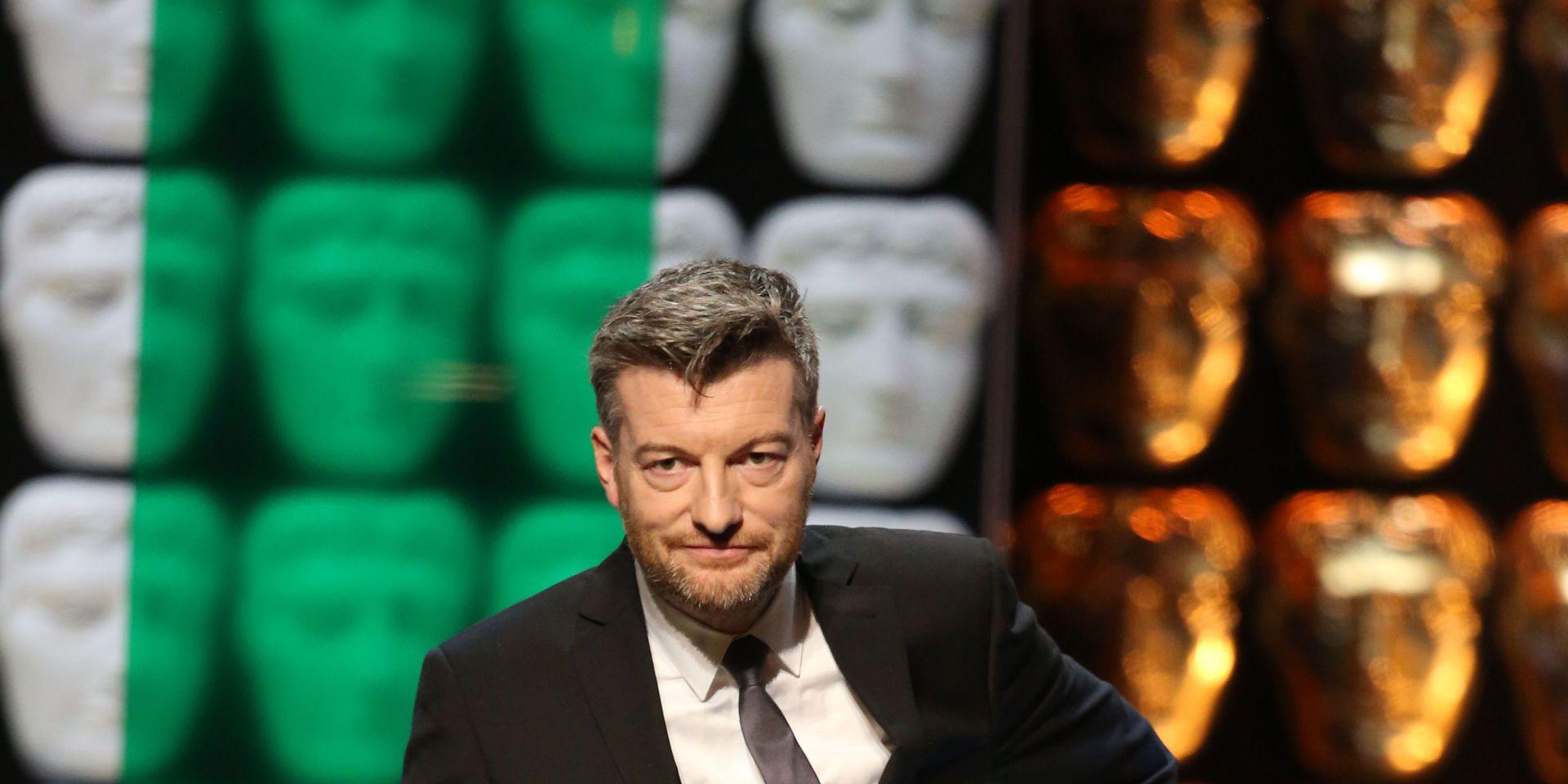 Charlie Brooker at the British Academy Television Awards 2015