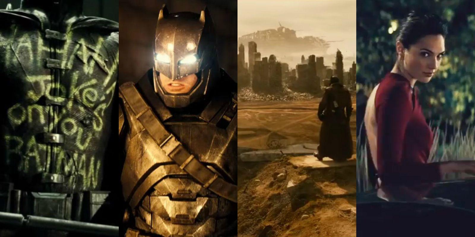 Batman v Superman: Dawn of Justice unanswered questions