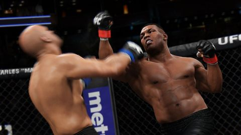 UFC 2 review - Going down swinging