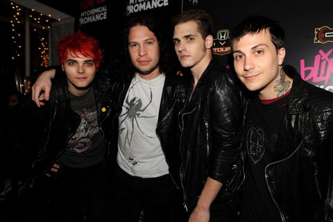 My Chemical Romance Tour >> My Chemical Romance Fans Want A Reunion For Final Warped Tour