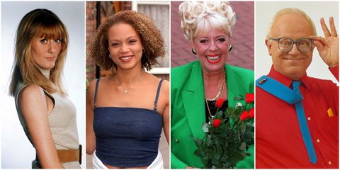 Coronation Street stars who left in the '90s: What do they look like