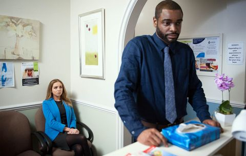 Belle learns the truth about Dr Bailey