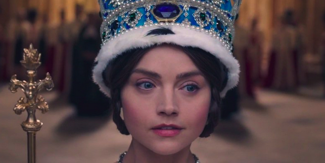 ITV addresses claims Jenna Coleman's Victoria has been axed