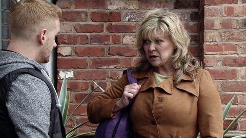 Erica warns Gary