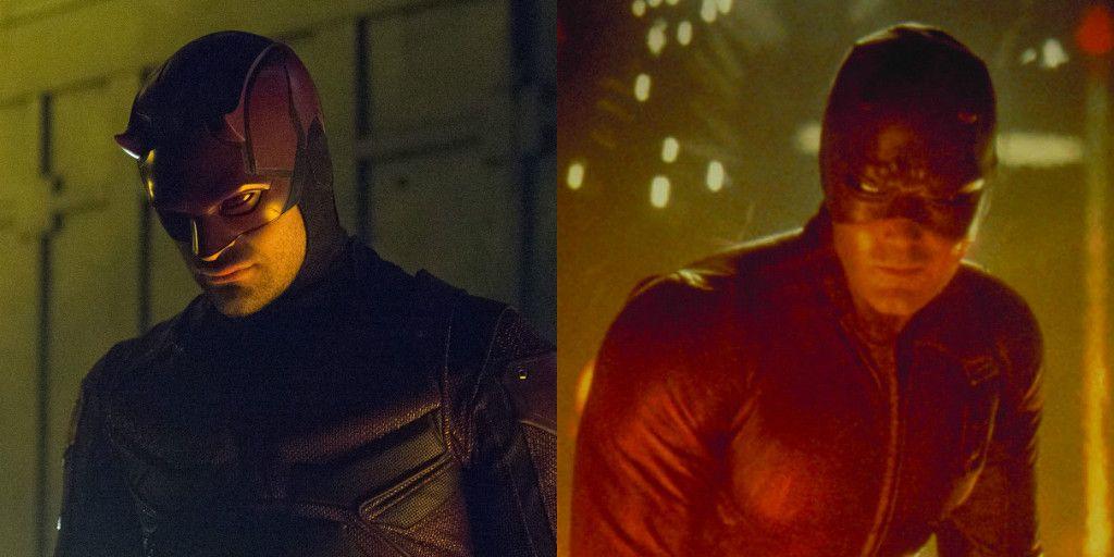 Daredevil: Charlie Cox / Ben Affleck