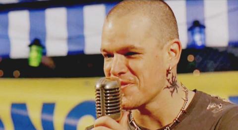 Movie cameos: Matt Damon in Eurotrip