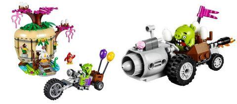 LEGO Angry Birds playset