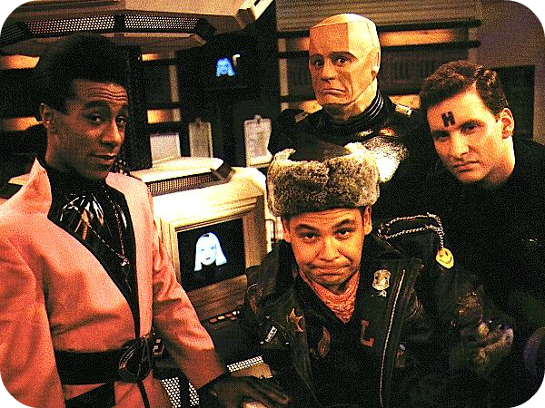 Red Dwarf is finally returning to TV screens – but with a twist