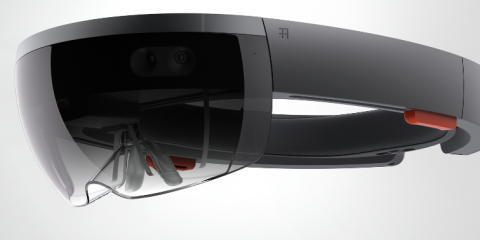 48e24a5f988e Microsoft s HoloLens might be too hot for consumers to handle