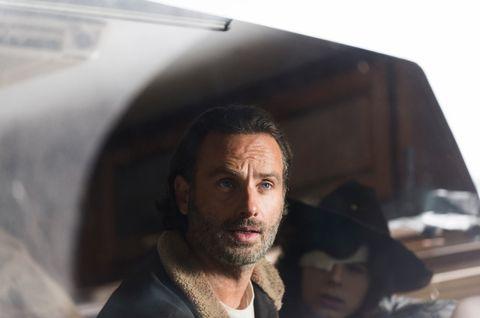 Rick Grimes in The Walking Dead s06e16