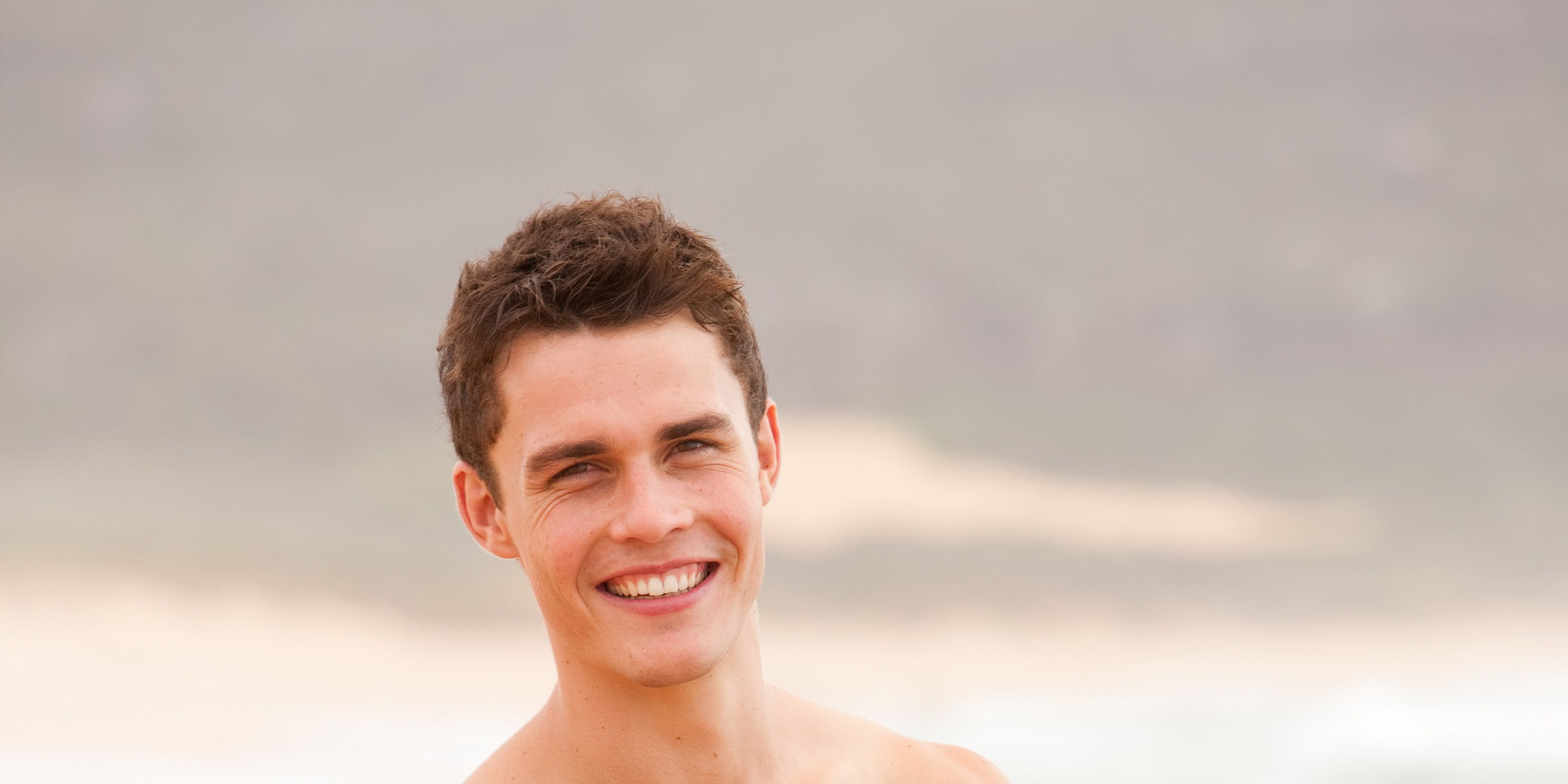 Andrew Morley as Spencer Harrington in Home and Away