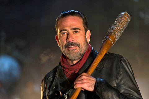 Walking Dead: Jeffrey Dean Morgan as Negan