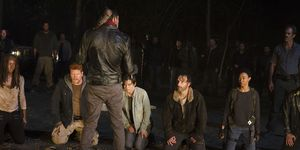 Negan, The Walking Dead line-up