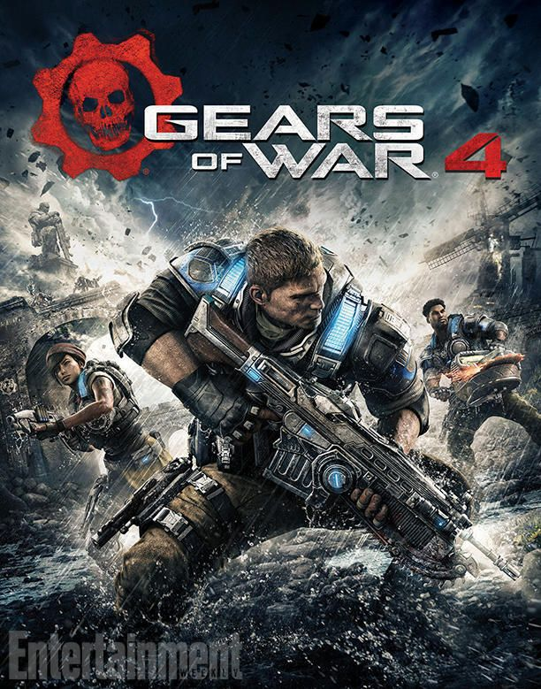 Gears Of War 4 Review Great But Not The Best In Series