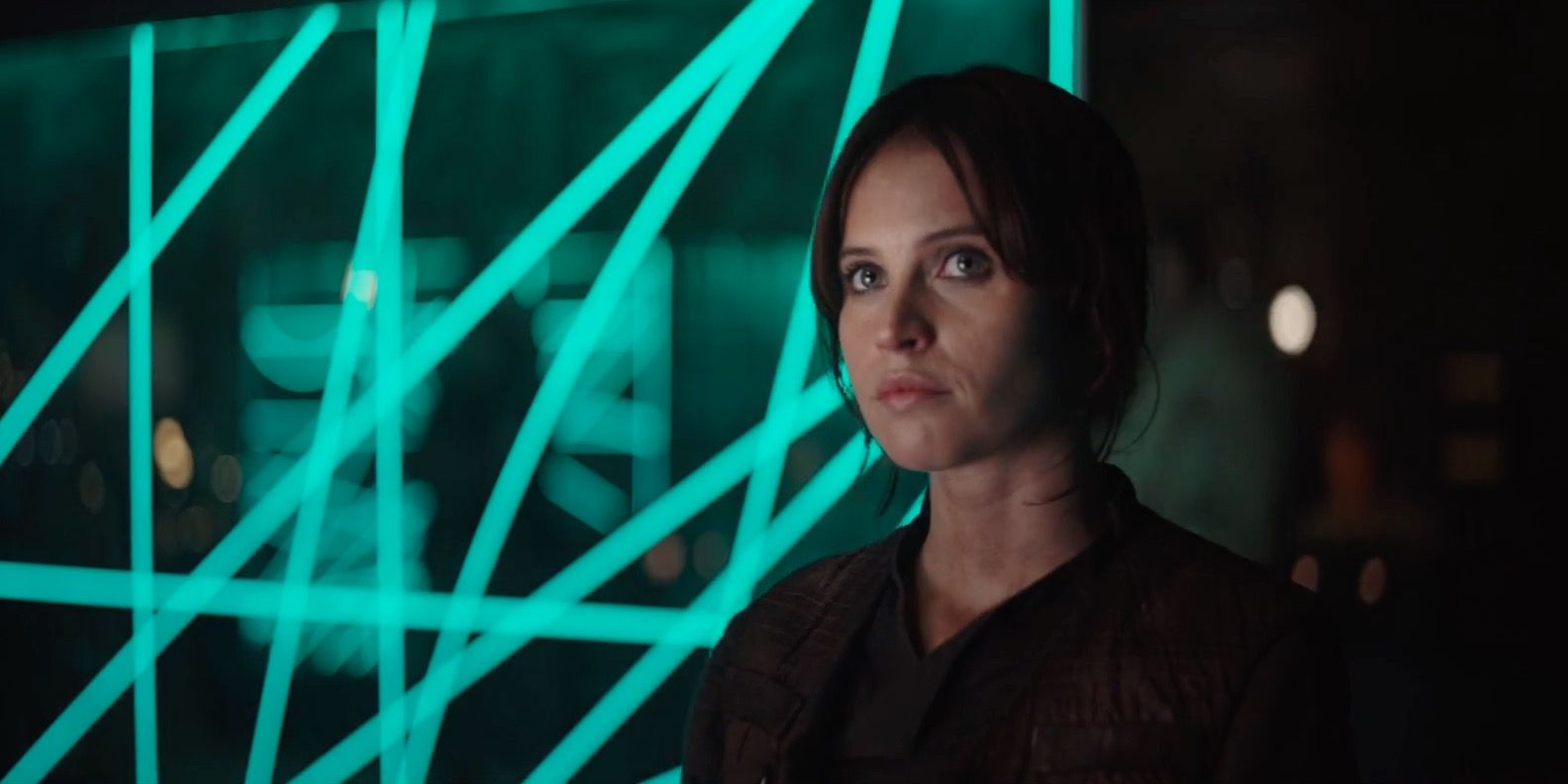 Rogue One: A Star Wars Story Felicity Jones Jyn