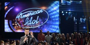 Ryan Seacrest hosts American Idol finale