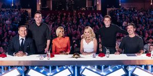 Britains Got Talent judges and presenters 2016, David Walliams, Alesha Dixon, Amanda Holden, Simon Cowell, Declan Donnelly, Anthony McPartlin