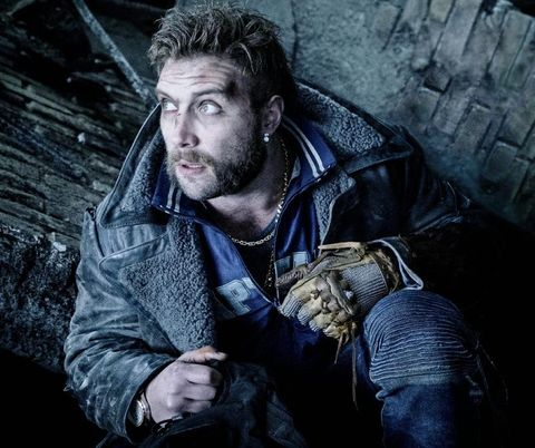Captain Boomerang is praying for a Suicide Squad sequel