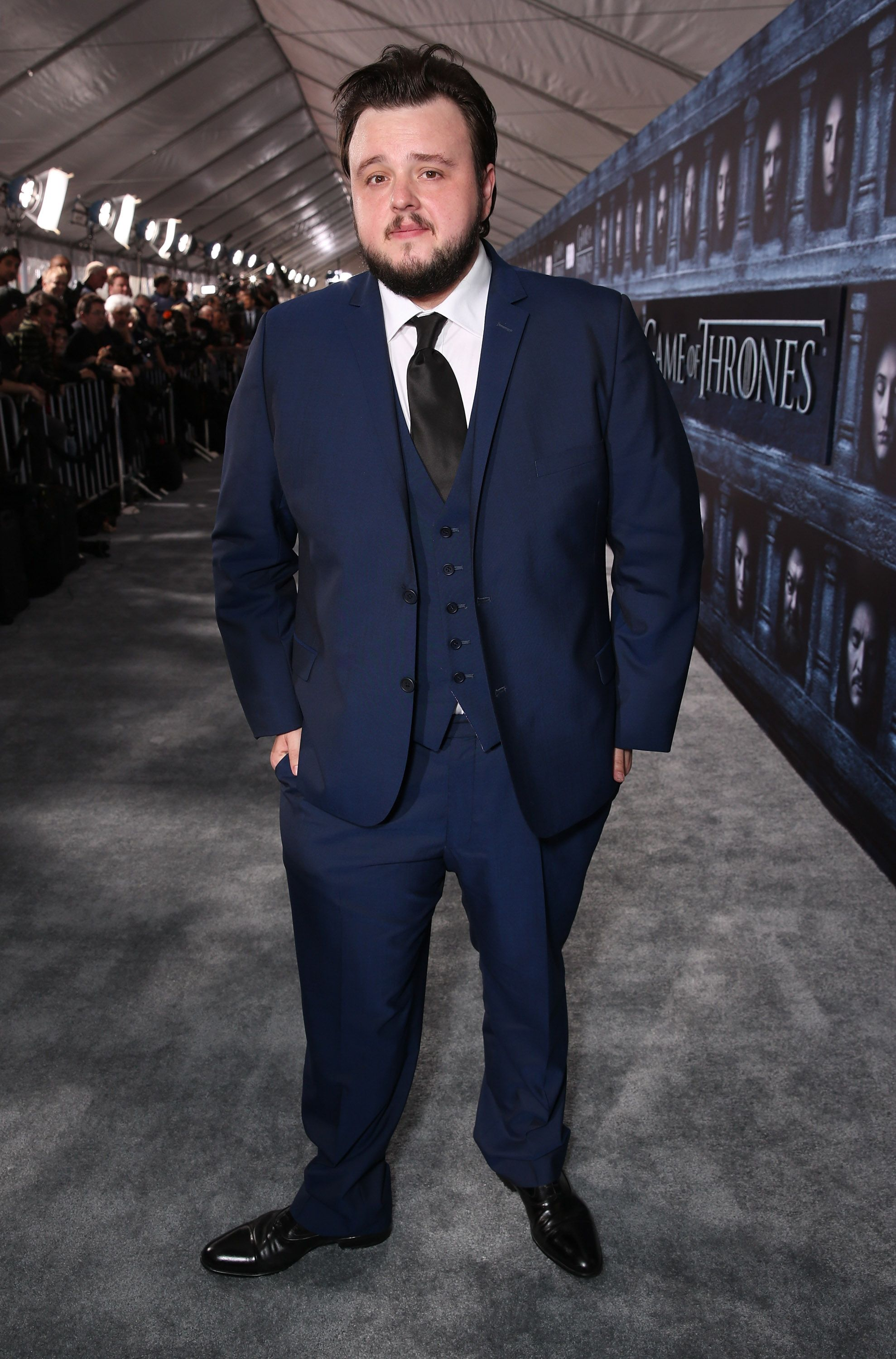 """Game of Thrones star says the show made him develop a """"stammer"""""""