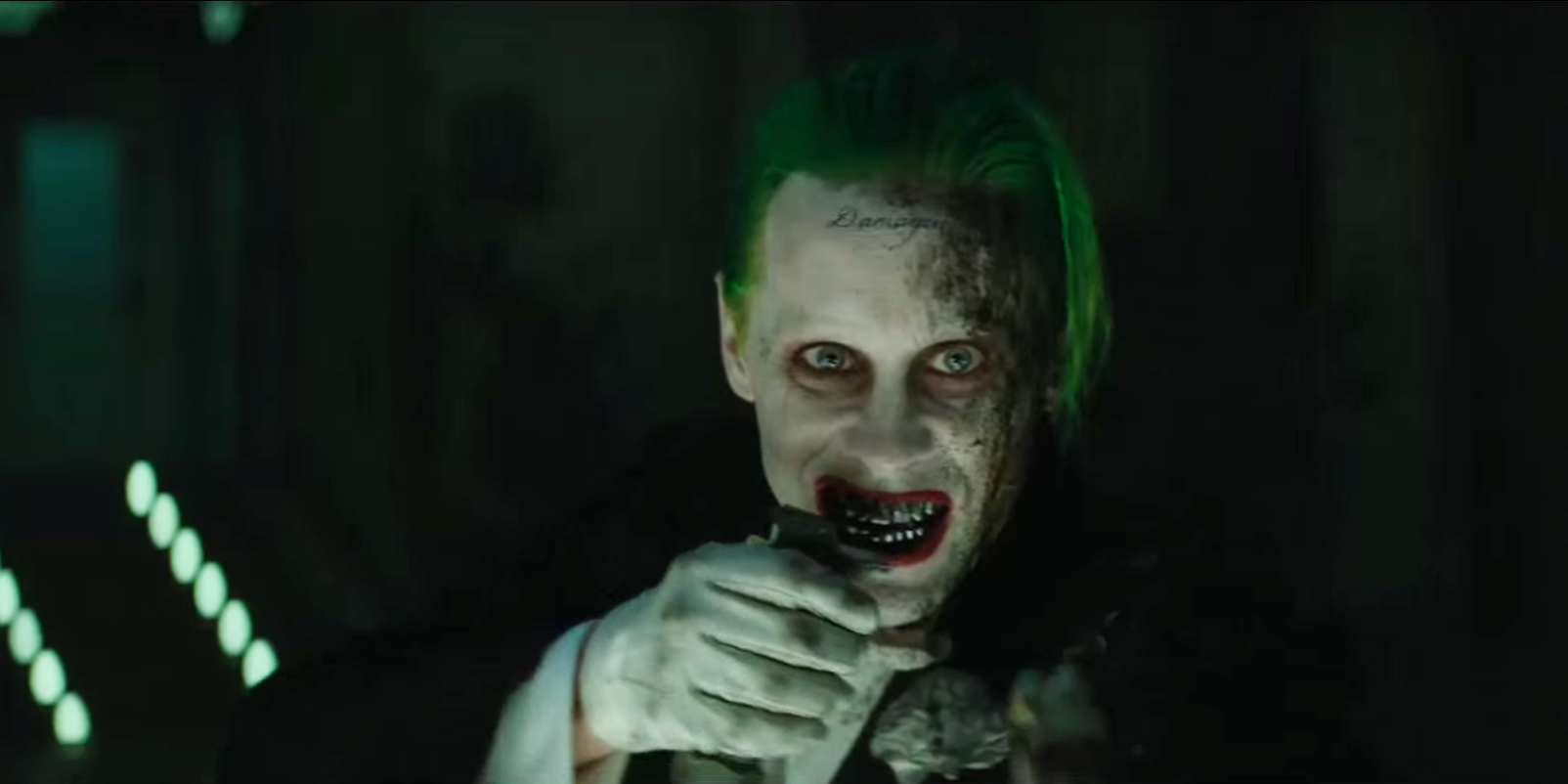 Suicide Squad Jared Leto as The Joker