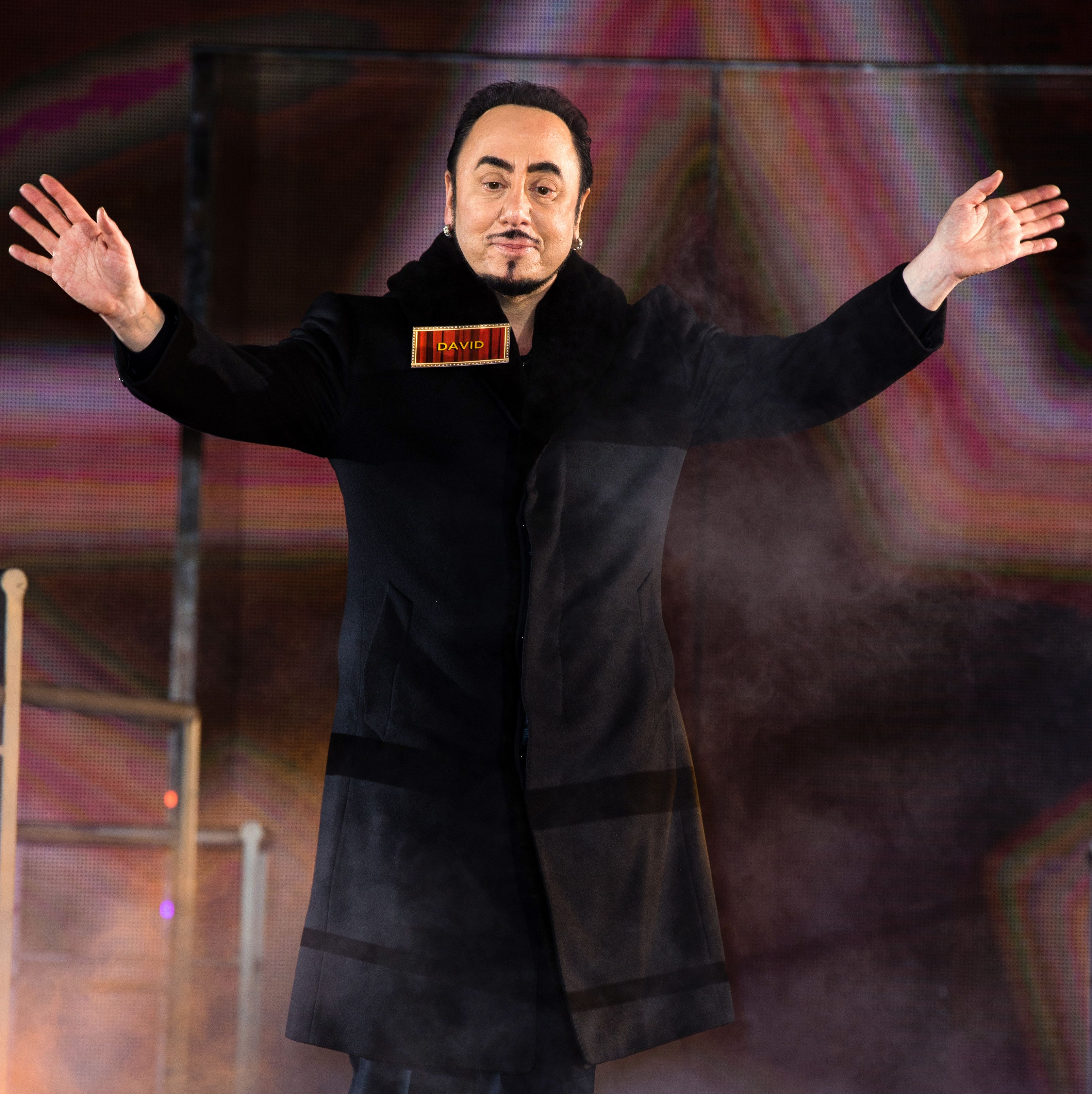 David Gest managed to smuggle a phone into the Celebrity Big Brother house up his bum, according to Lizzie Cundy