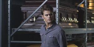 Paul Wesley in The Vampire Diaries season 7