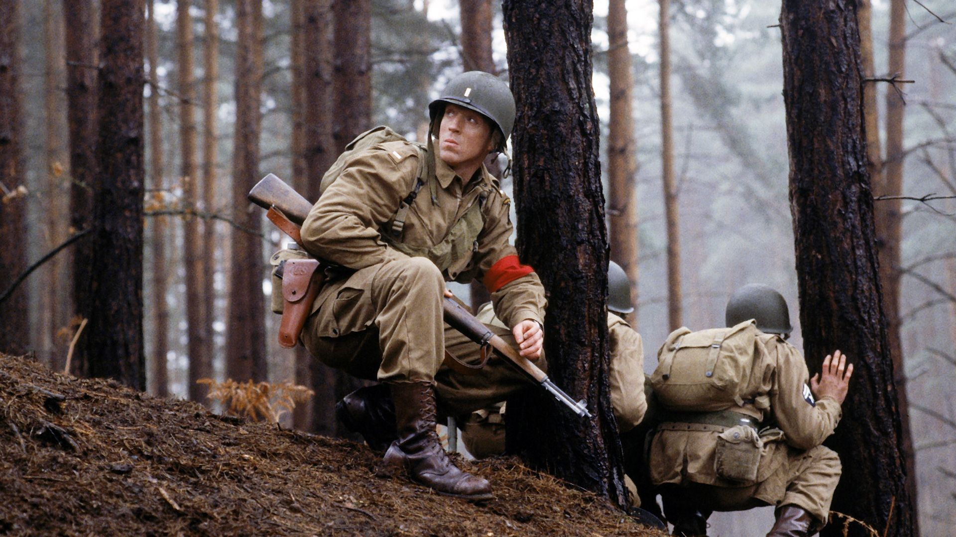 Apple is working on a Band of Brothers follow-up series with Tom Hanks and Steven Spielberg