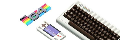 Commodore 64 handheld is basically just a Raspberry Pi