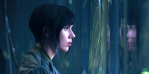 First look at Scarlett Johansson's Ghost in the Shell