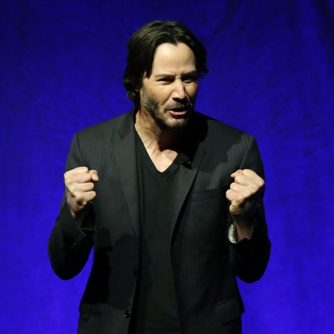 422d2e436bb How Keanu Reeves pulled off YET ANOTHER comeback