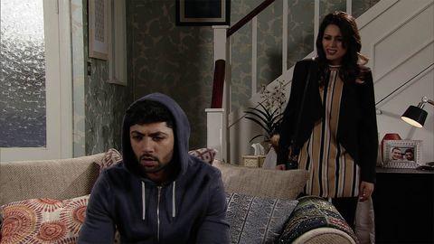 Rana is stunned when Zeedan dumps her