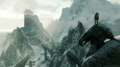 Elder Scrolls 5: Skyrim Special Edition is the HD remake you