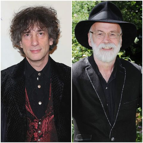 Neil Gaiman / Terry Pratchett