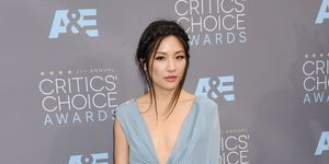 Constance Wu attends the 21st Annual Critics' Choice Awards