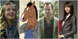 Netflix original series: Love, Bojack Horseman, Flaked & Atelier