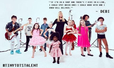 Tiny Tots Talent Agency: Pushy parents, deluded children and no