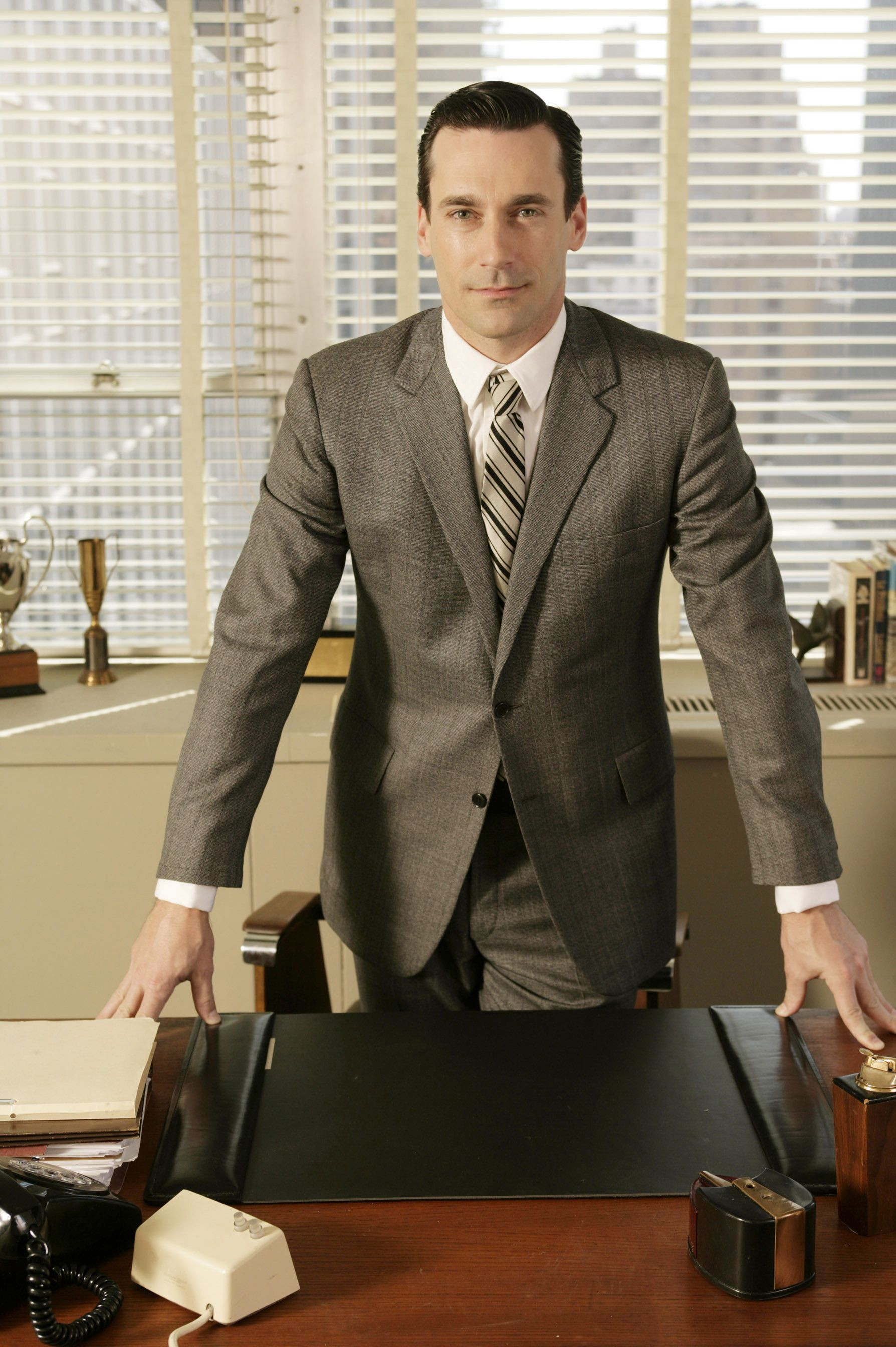 Mad Men's Jon Hamm reveals why there won't be a spin-off