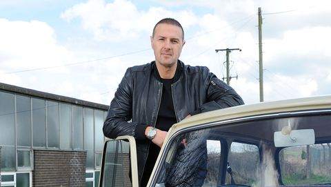 Top Gear star Paddy McGuinness drives fans wild with NSFW nude photo