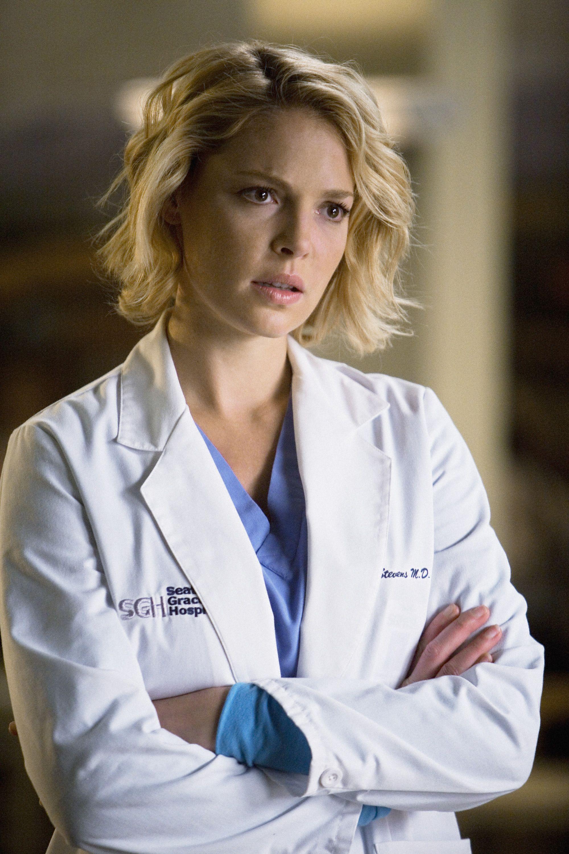 Greys Anatomy Brings Back Katherine Heigls Character Izzie Stevens