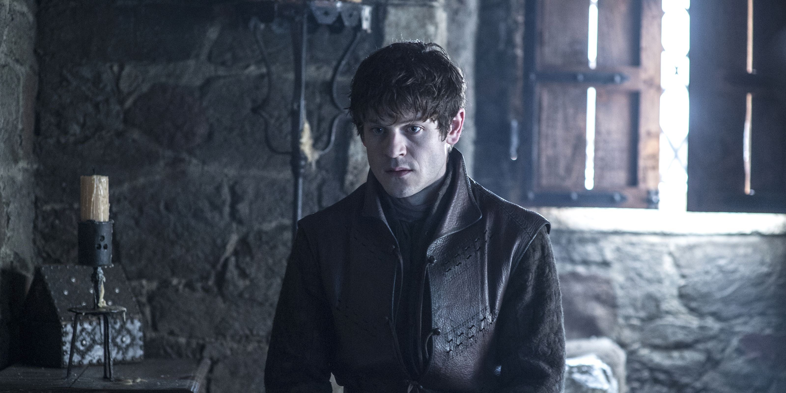 Game of Thrones Season 6 Episode 1 'Red Woman': Ramsay (Iwan Rheon)