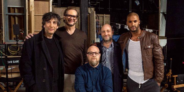 American Gods TV series begins shooting