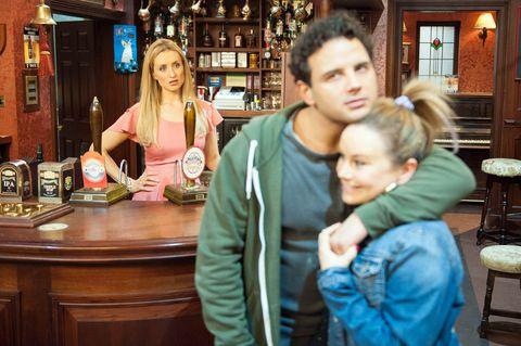 Jason turns his attention to Gemma