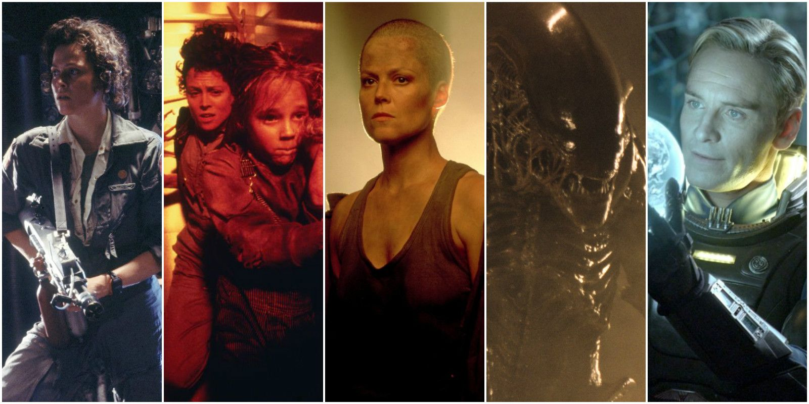 Alien movies ranked: From the Nostromo to Covenant via a whole load of Xenomorphs