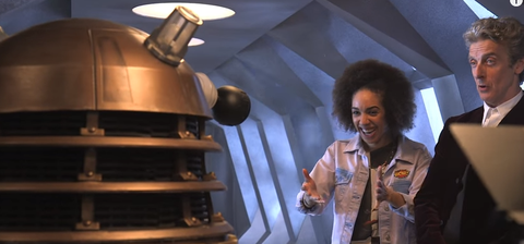 Doctor Who series 10, episode 1 gets explosive teaser, as