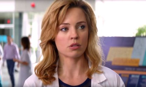 Melissa George in NBC's Heartbeat