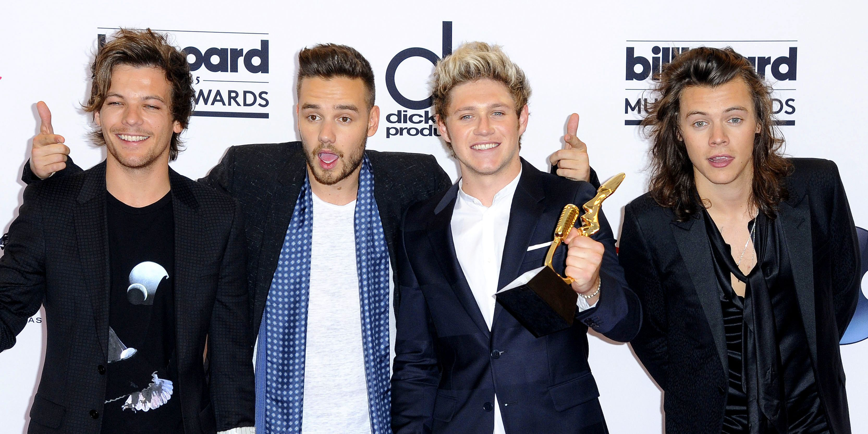 One Direction, Billboard Awards 2015
